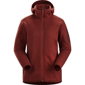 Arc'teryx Covert Hoody Damen redox heather